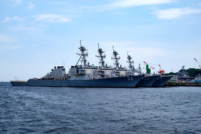 USS DDG-52,54,65