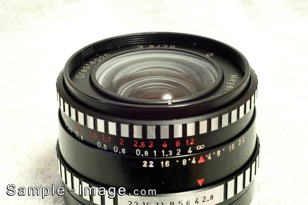 Meyer-Optik Görlitz Orestegon 29mm f/2.8 Фото Sample - Image.com