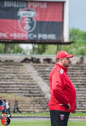 Володимир Мазяр: «Сьогодні не було команди, щопретендує на першу лігу»