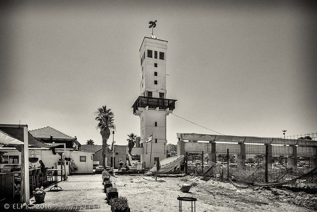 Ashdod Lighthouse