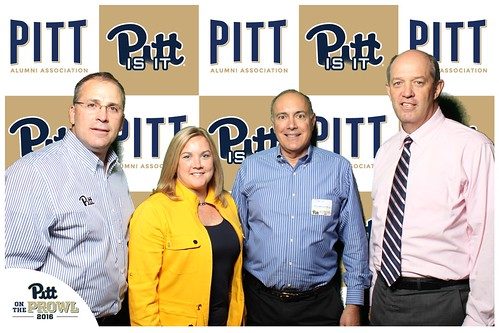 2016 - Pitt on the Prowl: NYC Photo Booth Gallery