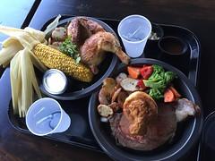 Chicken & Beef