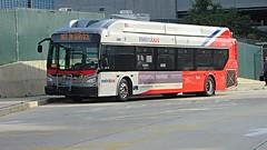 WMATA Metrobus 2016 New Flyer Xcelsior XN40 #2880