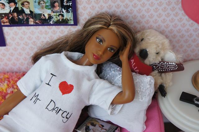 Barbie curvy (Maria)