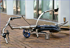 Discarded Bike