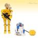 LEGO C3PO Droid & D2R2