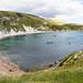 Lulworth Cove, Dorset. UK.  Panorama by Vibrimage