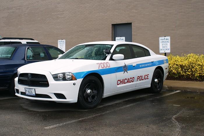2013 Chicago Police Dodge Charger