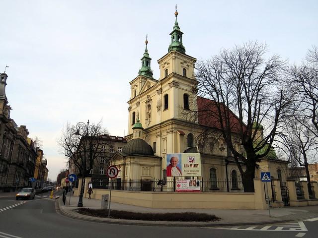 Krakow, Poland - Flickr CC davidberkowitz