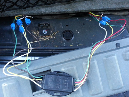 trailer light problem with tail light converter honda pilot rh piloteers org