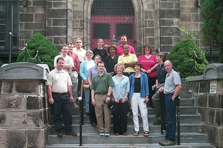 Tour Group of Old County Prison
