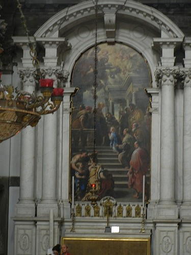 DSCN2770 _ Basilica di Santa Maria della Salute, Venezia, 15 October