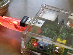 RaspberryPi USB WiFiAdapter