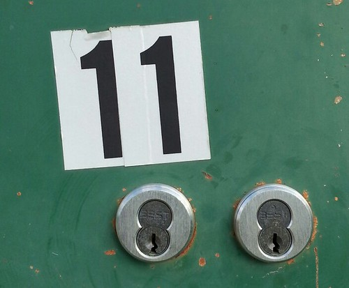 Eleven Lock Lock