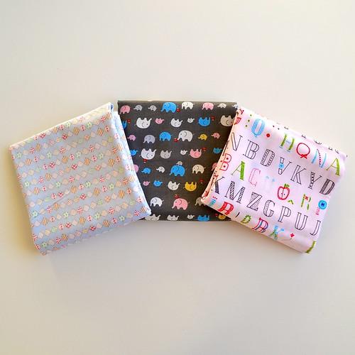 modern cute japanese fabrics