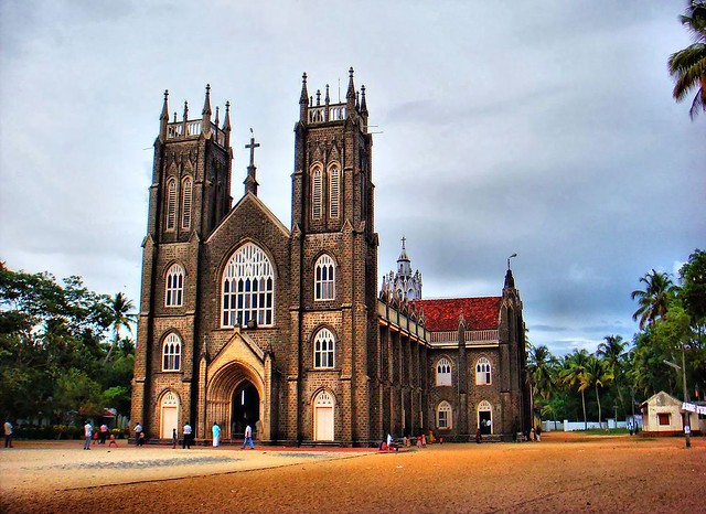 St. Andrew's Forane Church at Arthunkal Christian Festival Kerala