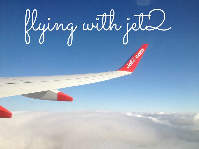 flying with jet2