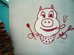 BBQ Center mascot 2