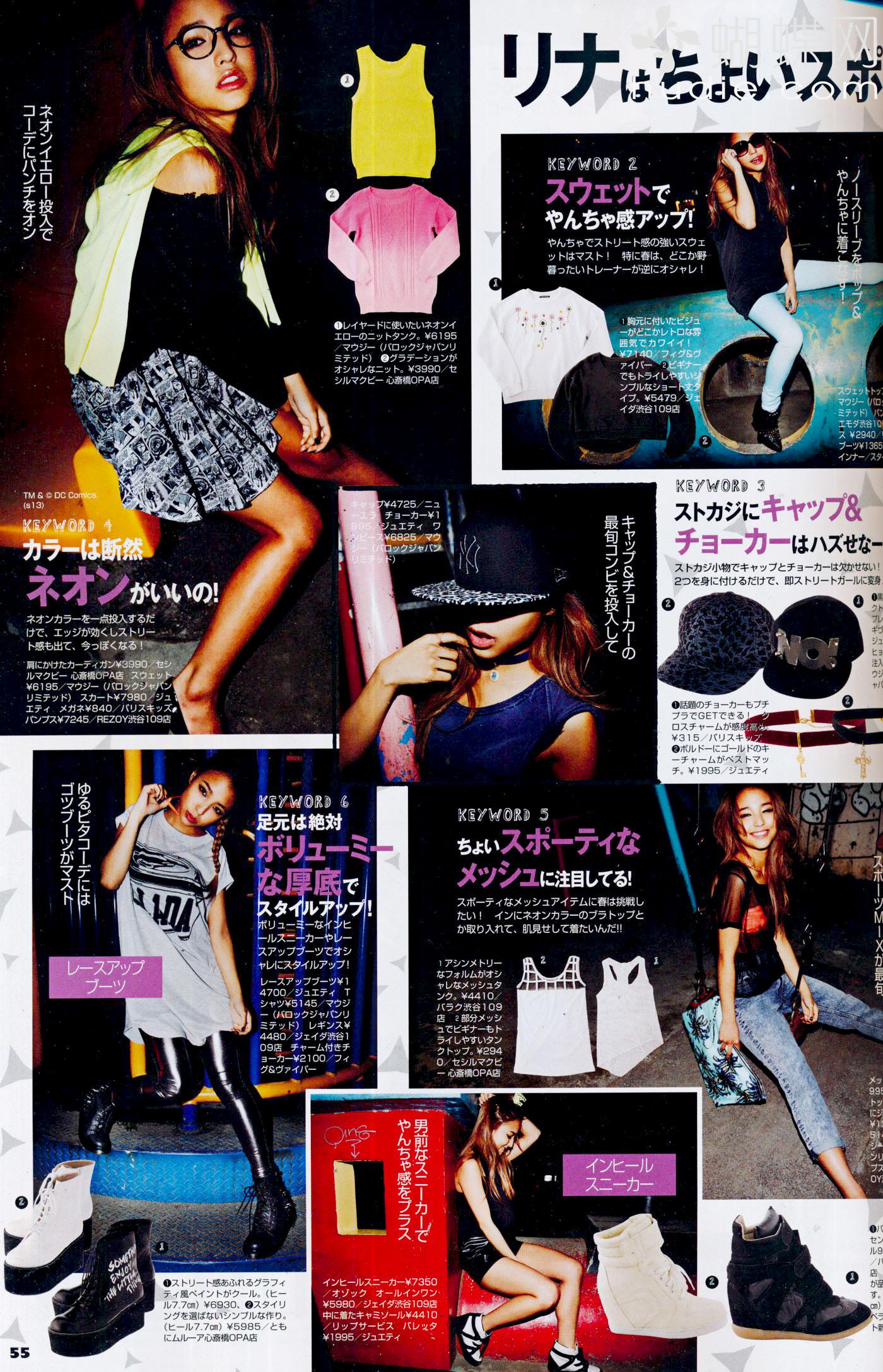 Streetwear x Blogger Style
