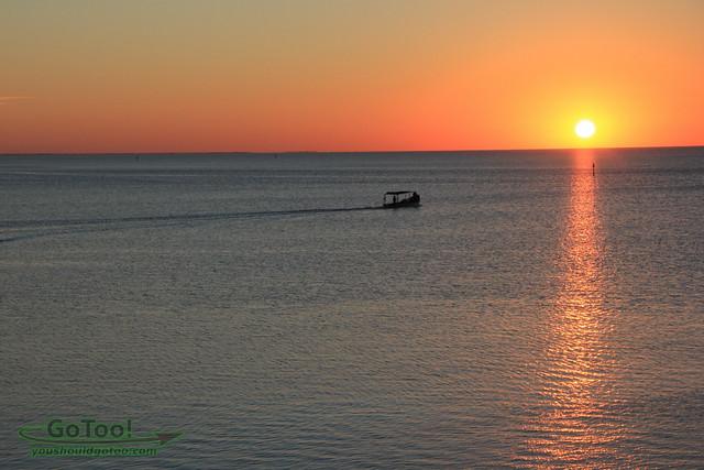 Sunrise and fishing boat cedar key flickr photo sharing for Cedar key fl fishing