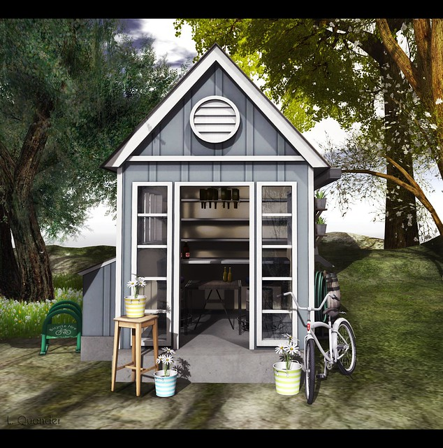PILOT - Garden Shed for May  -2