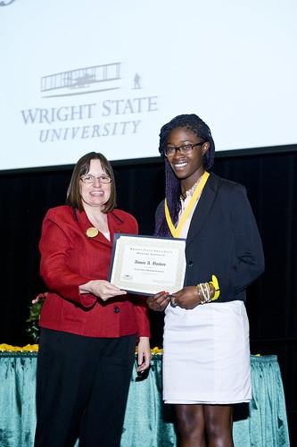 11180 Lori Dock, Honors Spring Graduation 4-25-13