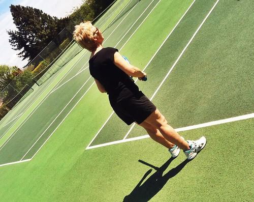 Gwenda tennis