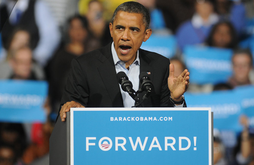 Barack Obama - Forward