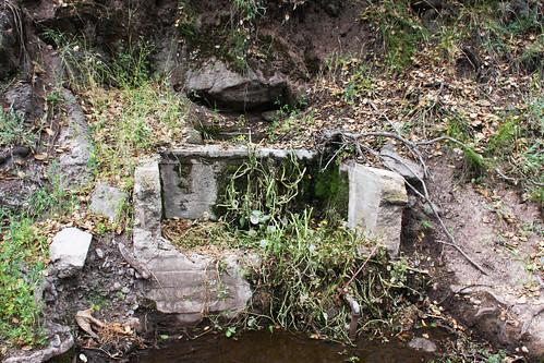 Agua Escondido Spring