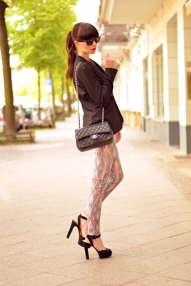 Business look SET fashion blogger 9
