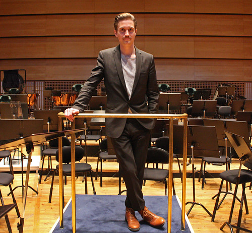 Jonas Valfridsson hoppas att hans musik ska ta plats i orkestrarnas ordinarie program i framtiden.