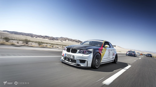 BMW 1M heading to MFest 2013 Las Vegas