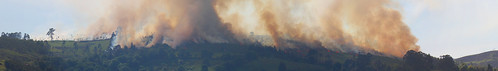 Colindres Fire - June 5, 2013
