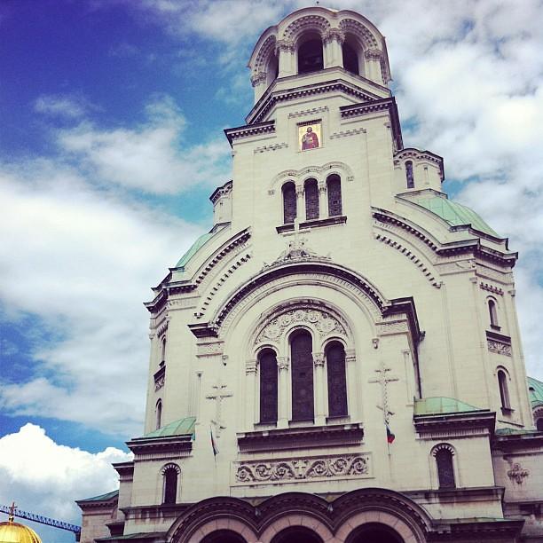 アレクサンデル・ネフスキー寺院( Aleksandar Nevski Memorial Church )