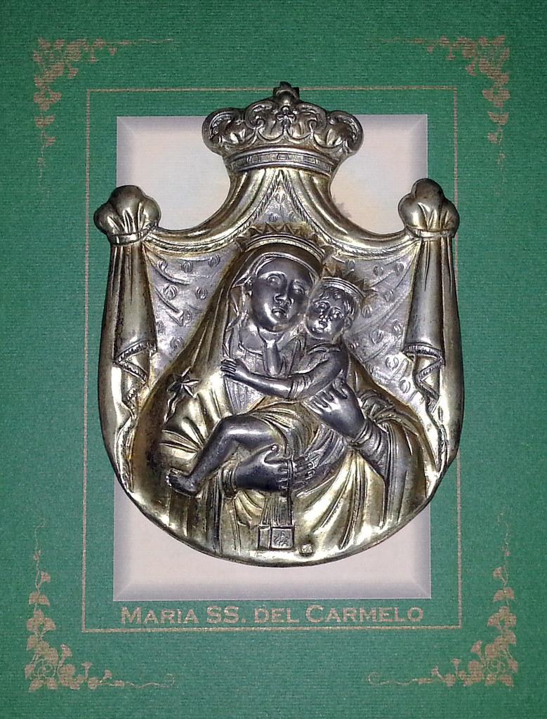 Medaglione dell'Arciconfraternita