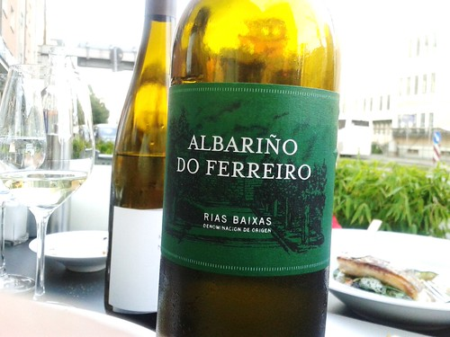 Albarino Do Ferreiro