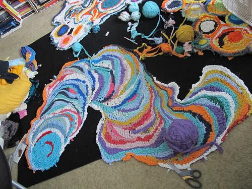 Crochet In Progress