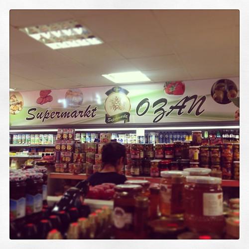 #turkish #treasure shop with gorgeous #delicacies