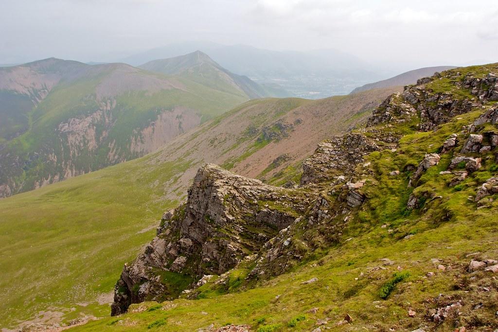 Grasmoor crags