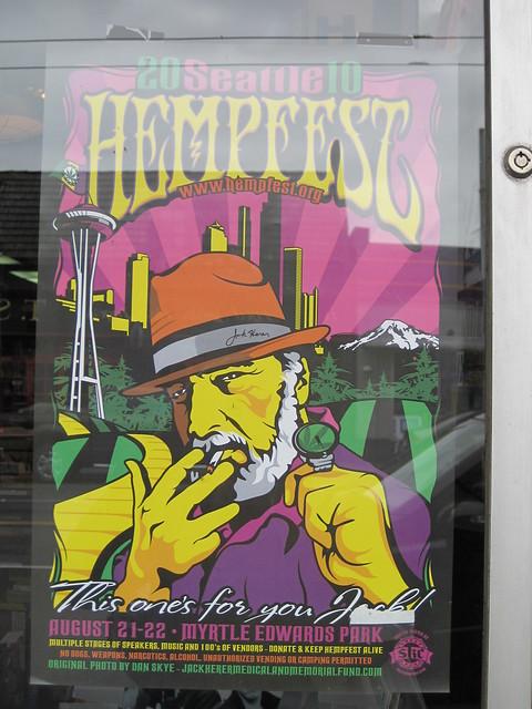 Easy Street Music Poster