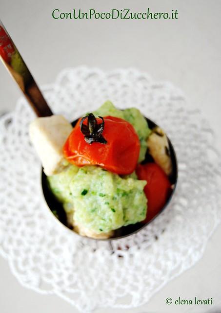 Gnocchi di zucchine 2