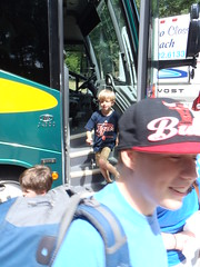 Getting Off The Bus!