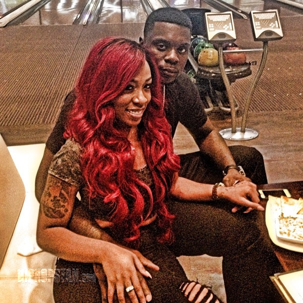 K Michelle and stephenson lance  (1)