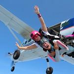 Tandem Skydiving 2013