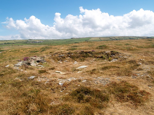 Ancient cairn or tomb
