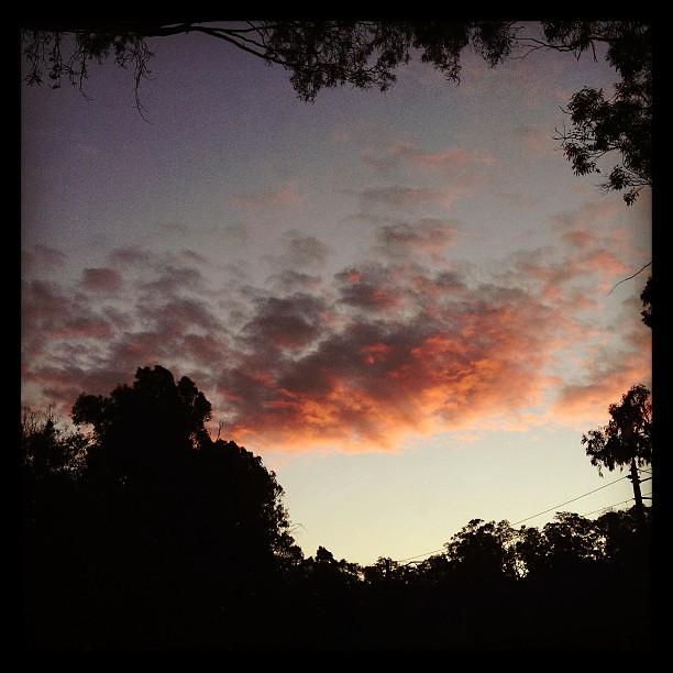 5.44 pm sky