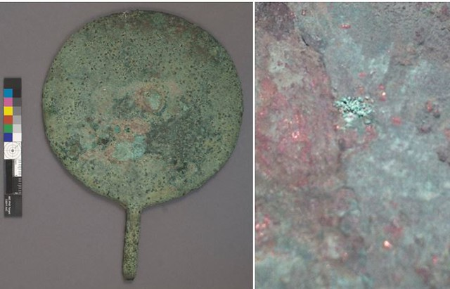 Copper, corrosion and curbing the damaging effects of Bronze Disease