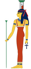 Nephthys-egyptian
