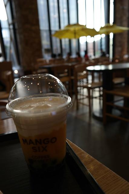 Mango six 島山店 紳士的品格拍攝地