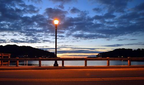 sunset longisland centerport milldamroad